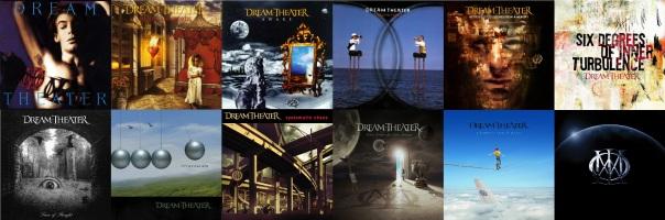 Albumes de Estudio