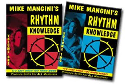 MIKE MANGINI RHYTHM KNOWLEDGE