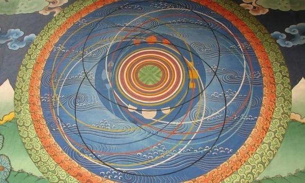 embracing circle
