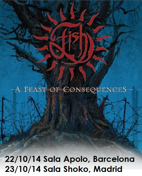 Fish - Feast for Consequences TOur