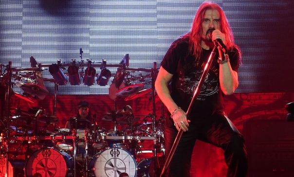 James LaBrie Live
