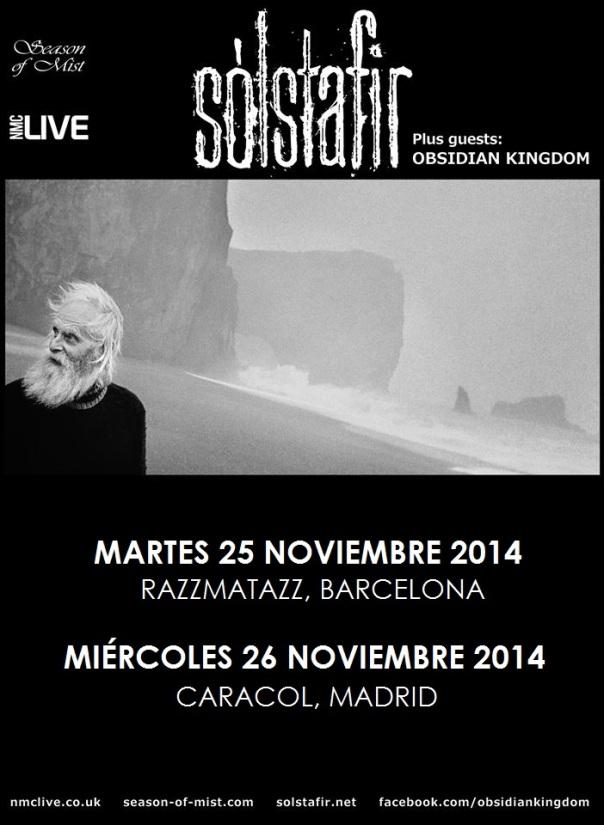 2014-11-25 Solstafir