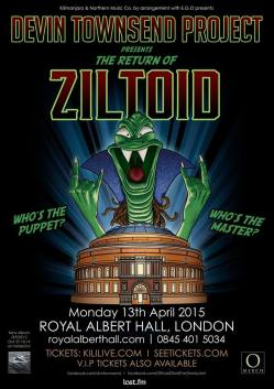 2015-4-13 The Return of Ziltoid