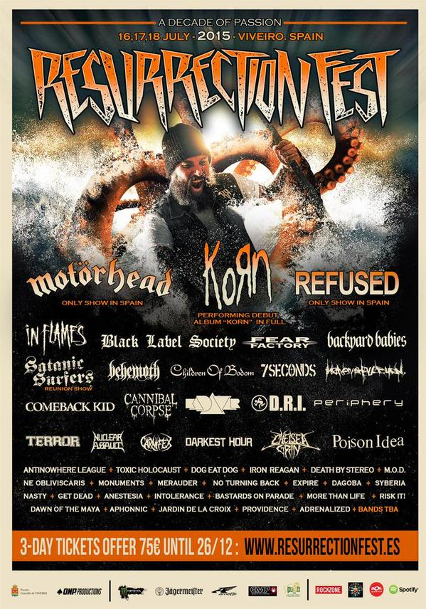 2015-7-16 Resurrection Fest
