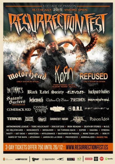 2015-7-16 Resurrection Fest