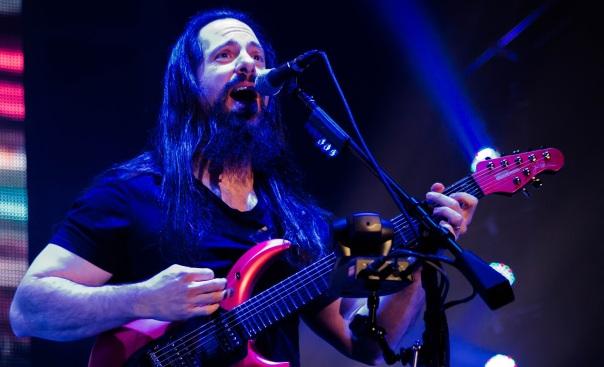 John Petrucci 2014