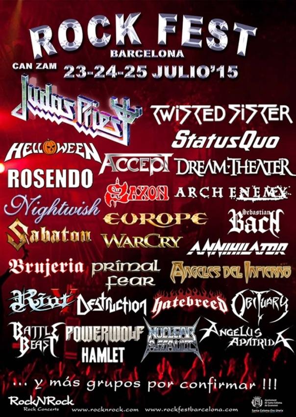 2015-7-23 Rock Fest