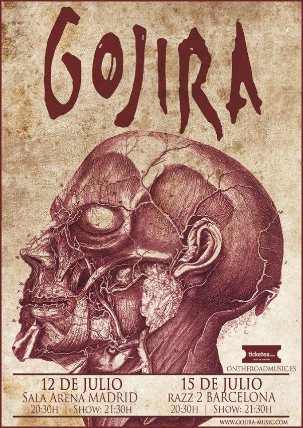 2015-7-12 Gojira